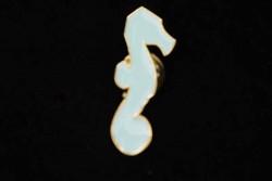 Insignia pin caballito de mar