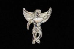 Insignia ángel alado