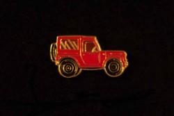 Insignia coche 4x4