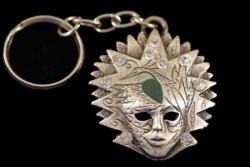 Llavero mascara sol