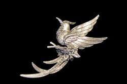 Pájaro dos piezas