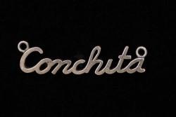 Colgante Conchita con dos...