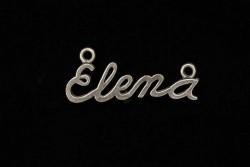 Colgante Elena con dos anillas