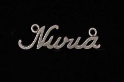 Colgante Nuria con dos anillas