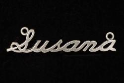 Colgante Susana con dos...